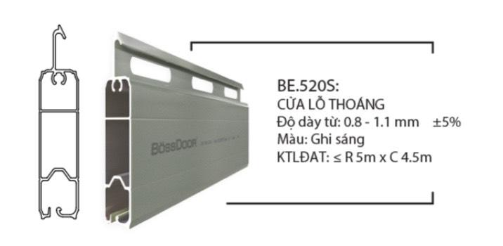 bossdoor 520t